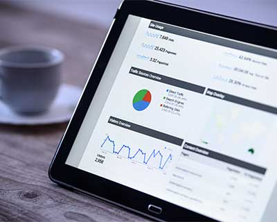 Google analytics and Web design